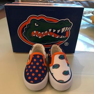 Other - UF Gators Kids Shoes